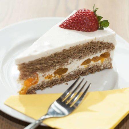 Bio Catering Bistro Restaurant Safran Kuchen