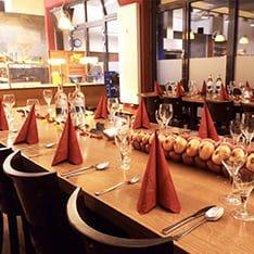 Bio Catering Safran der Lange Tisch